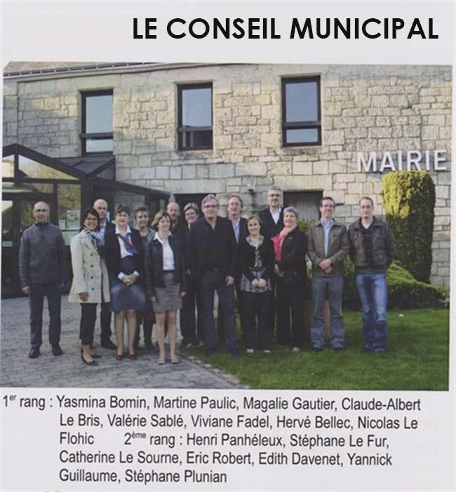 conseil municipal de saint gérand